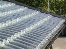 techo solar cristal