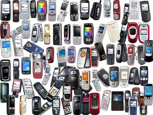 Los móviles deben ser reutilizados o reciclados adecuadamente