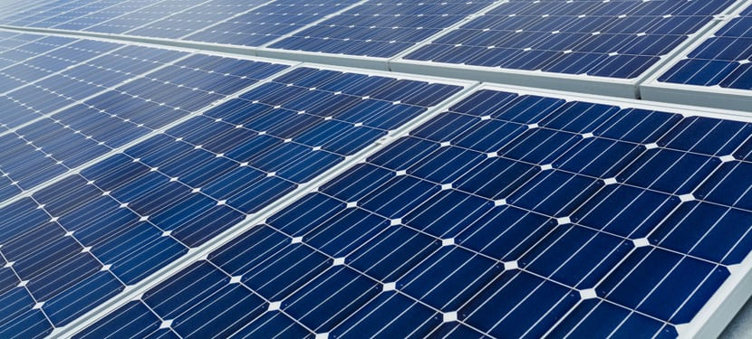 Paneles solares como alternativa a la energía del gas natural