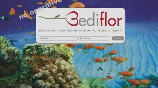 Berdiflor, buscador de Internet especializado en ecología