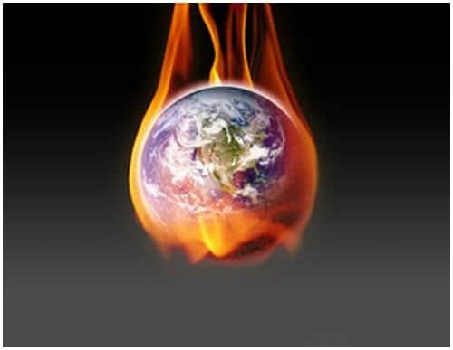 Energías renovables y calentamiento global