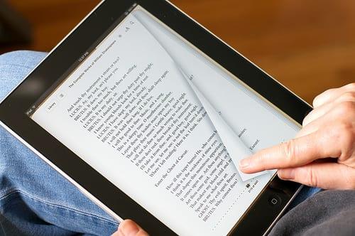 e-books o libro electrónico