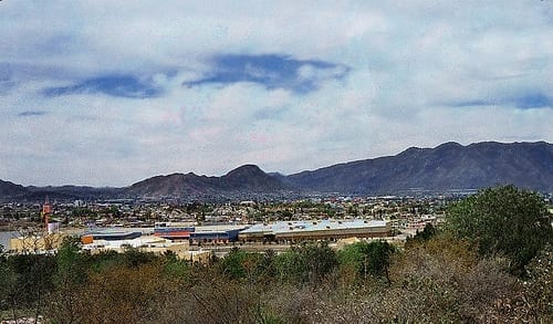 Paisaje Coahuila