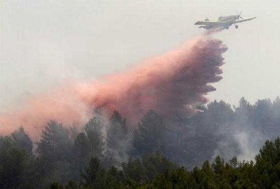 Coste incendios de Valencia mayor que prevención