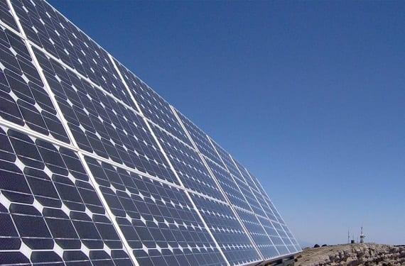 Energía solar Alemania