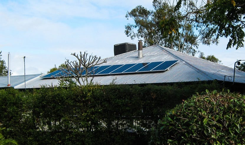 Energía solar queensland