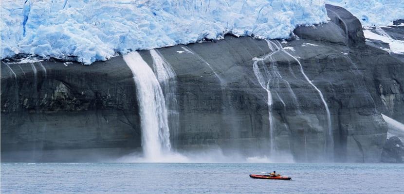 glaciar-en-deshielo