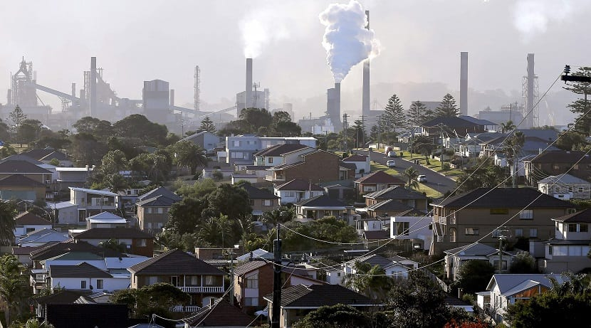 Australia impuesto carbón