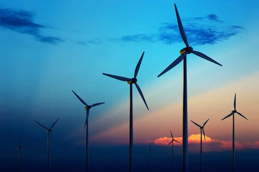 Energía Eólica Escocia