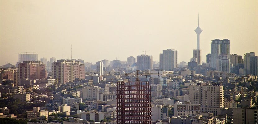 teheran-skyline