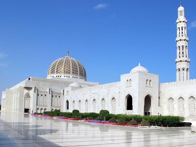 Mezquita Jordania