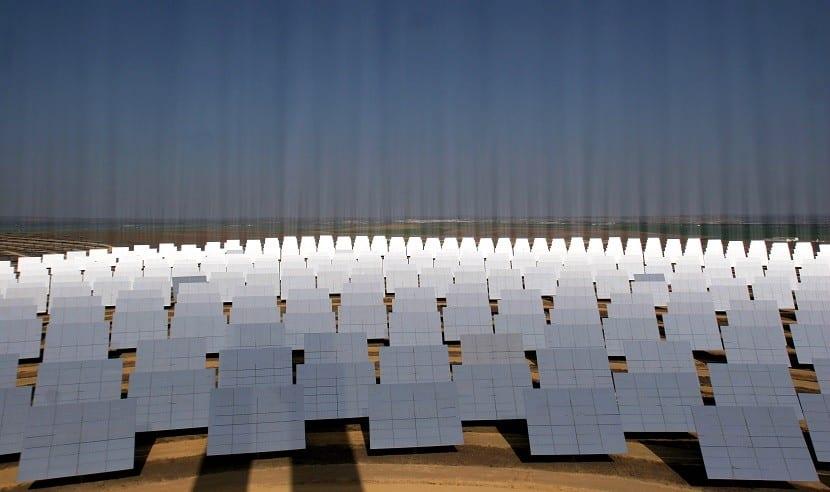Parque solar Dubai