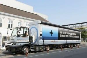 BMW camión eléctrico
