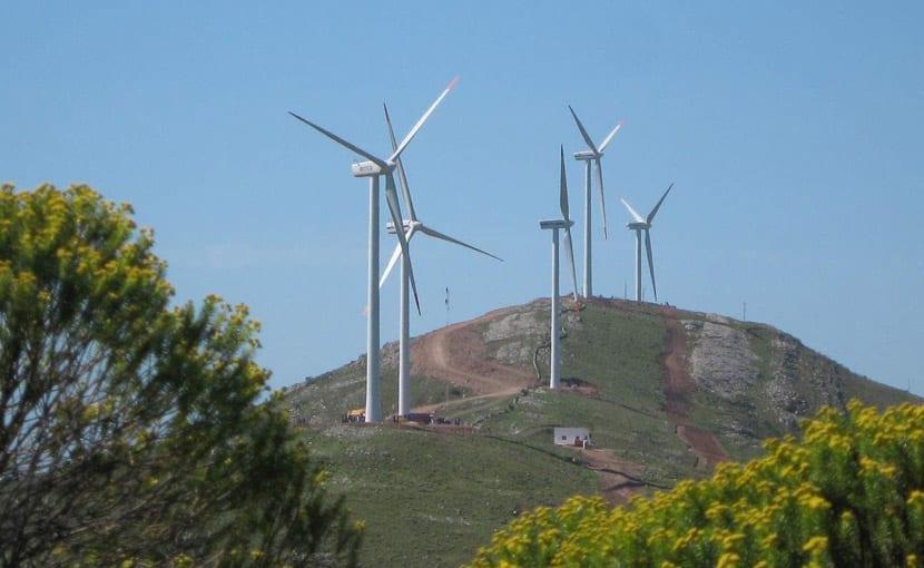 Eólica Uruguay