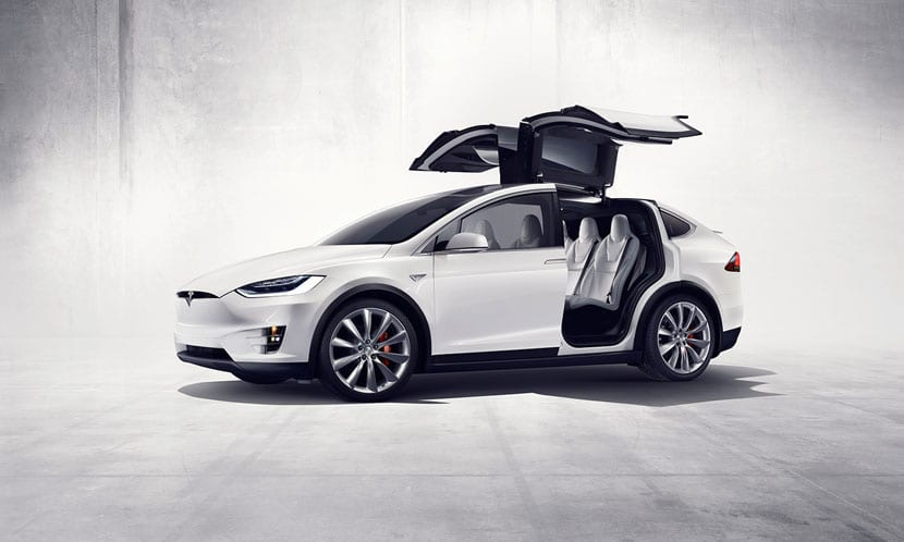 Tesla Model X, coche espectacular con multitud de ventajas.