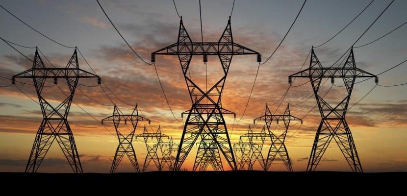 Red Eléctrica Española, empresa que se encarga de la distribución eléctrica