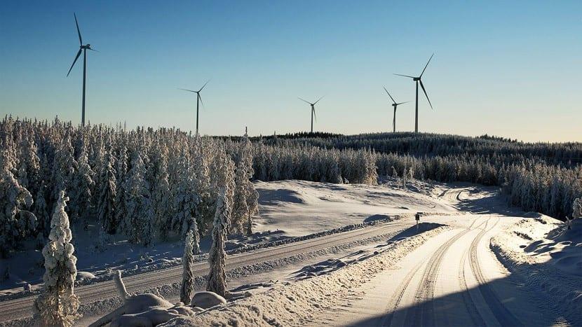 Eólica Suecia