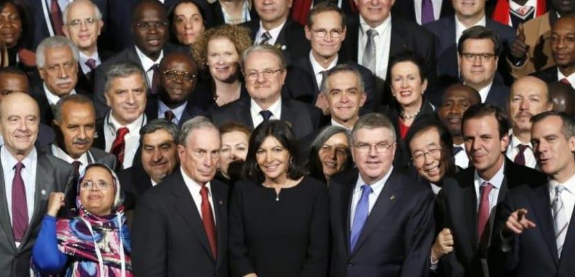 Alcaldes-cop21