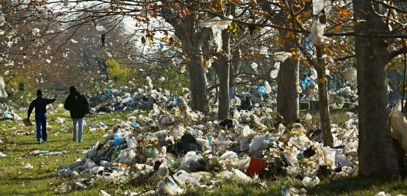 causas contaminación