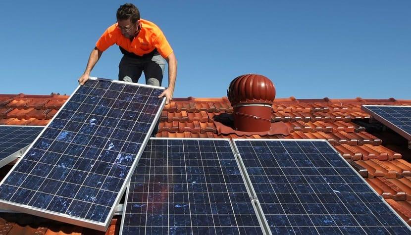 Empleo solar