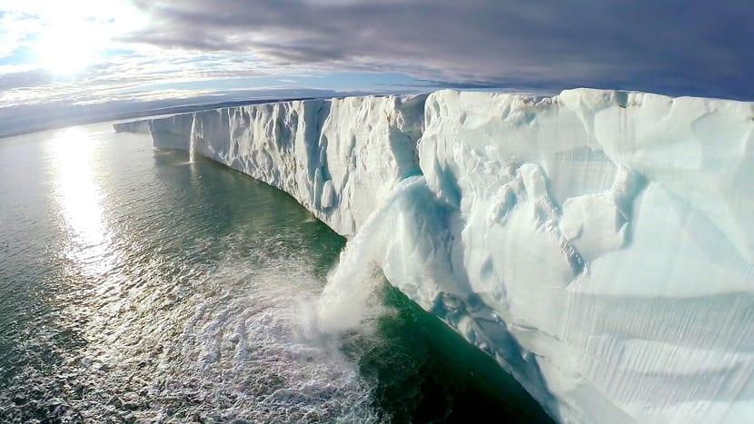 Cambio climático y sus consecuencias sobre el planeta entero