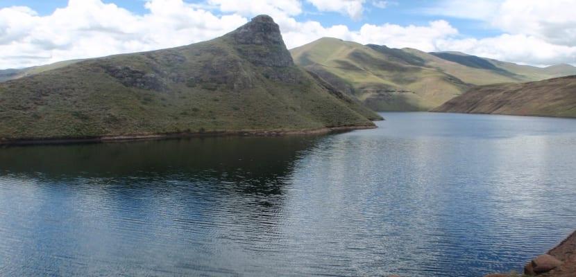 Lago de África