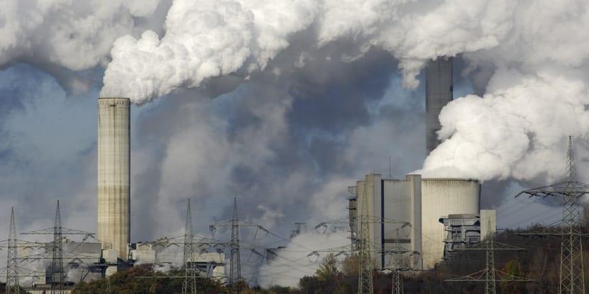 Planta de carbón