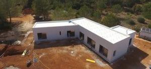 Casa de gran eficiencia energética