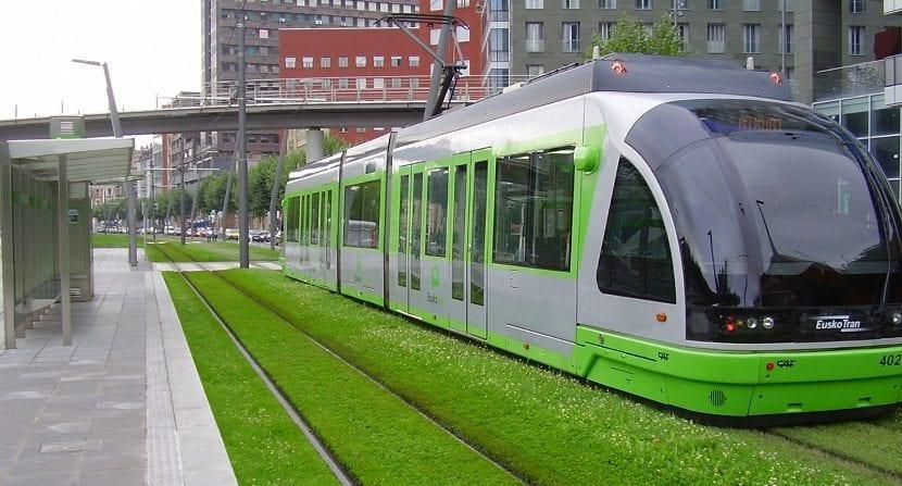 Transporte público sostenible