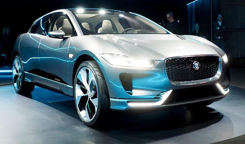 Jaguar eléctrico