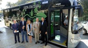 autobus 100% electrico