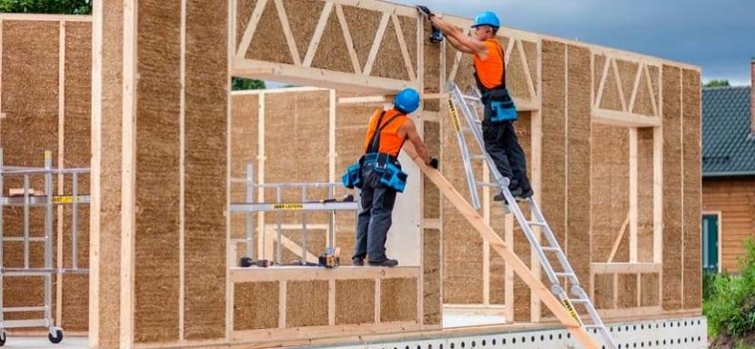 Qu materiales de construcci n son m s ecol gicos y c mo - Materiales de construccion aislantes ...
