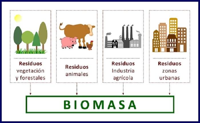 residuos biomasa
