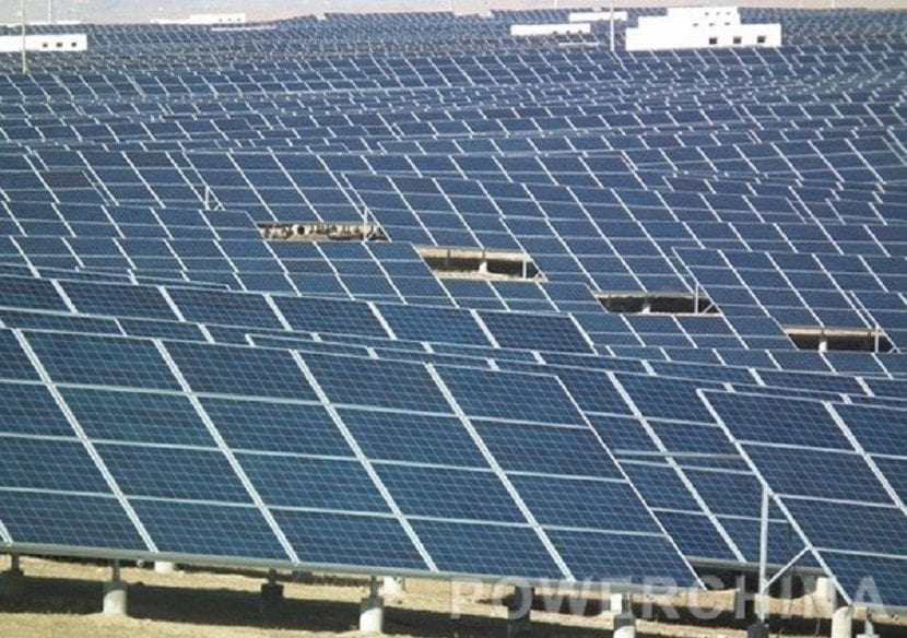 Longyangxia Hydro Solar
