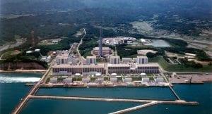 terremoto ocurrido en la central nuclear de fukushima