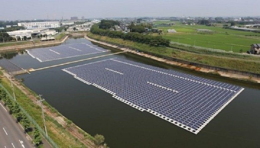 placas solares corea