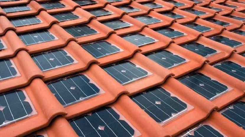 tejas solares para fomentar el autoconsumo