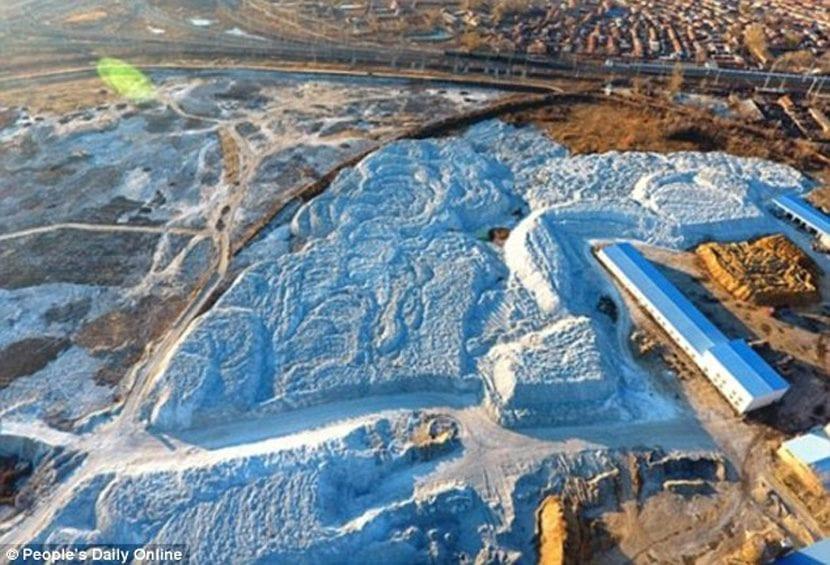 Vertido contaminación del suelo y los problemas que conllevan