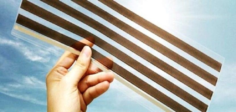tinta fotovoltaica