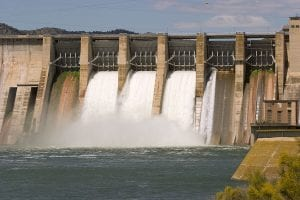 Energía del agua