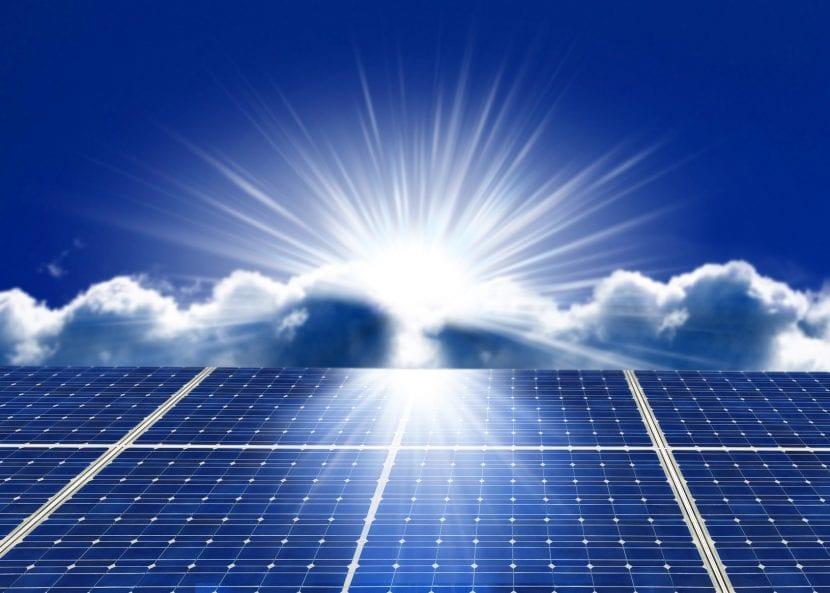 Sol y energía