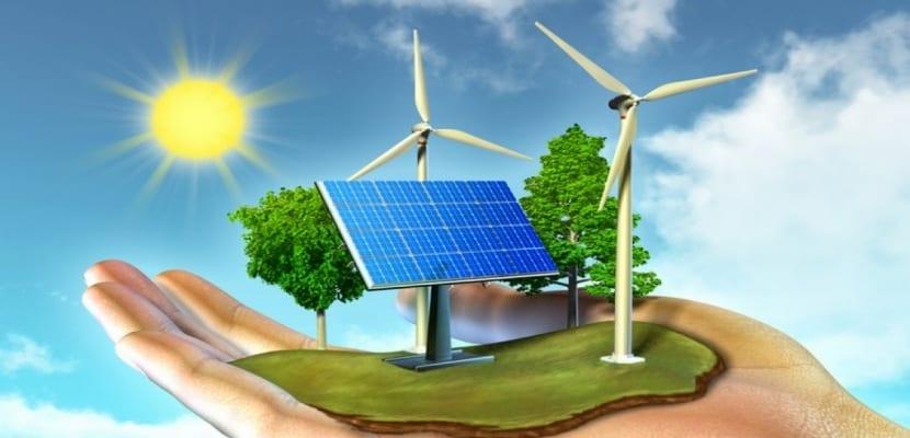 Comparativa de energías renovables