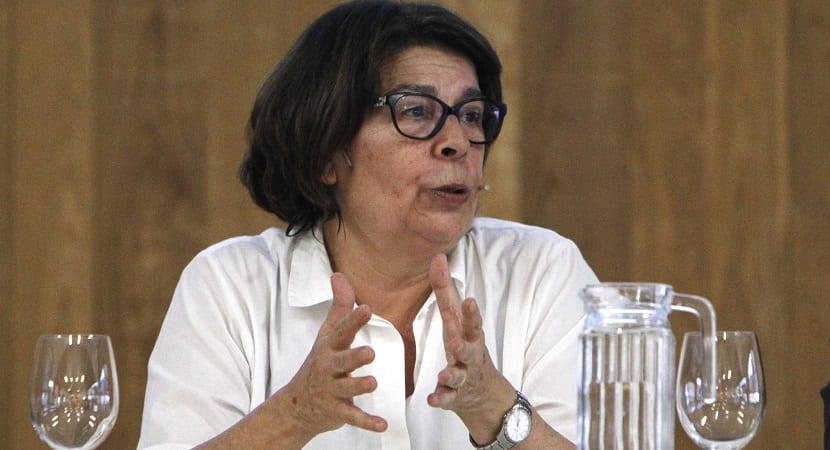 Inés Sabanés habla sobre la sensibilización al ciudadano