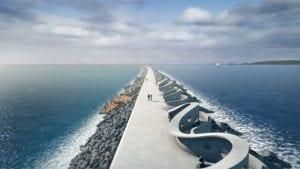 Barreras artificiales del proyecto de Tidal Lagoon Power