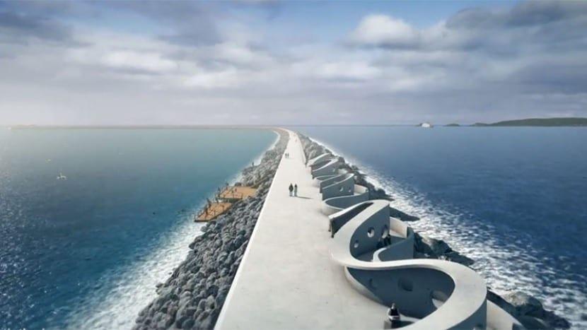 Proponen la creaci n de lagunas artificiales para generar for Plastico para lagunas artificiales