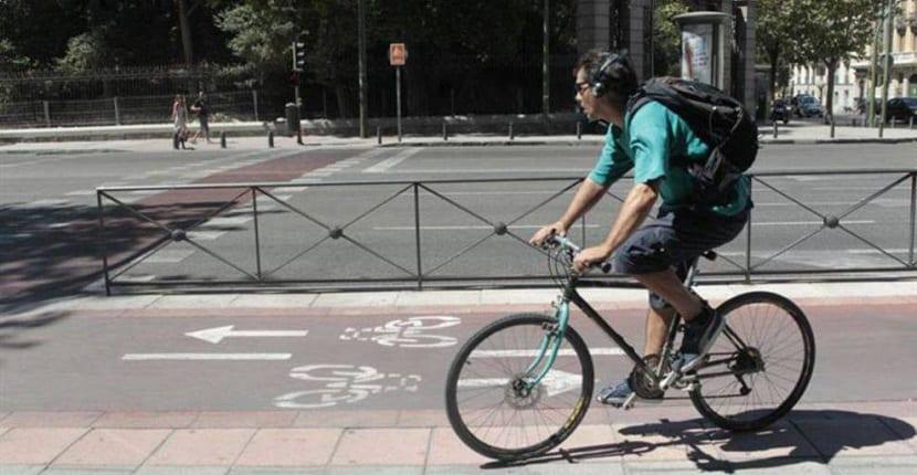 aumento en el uso de la bicicleta en valladolid