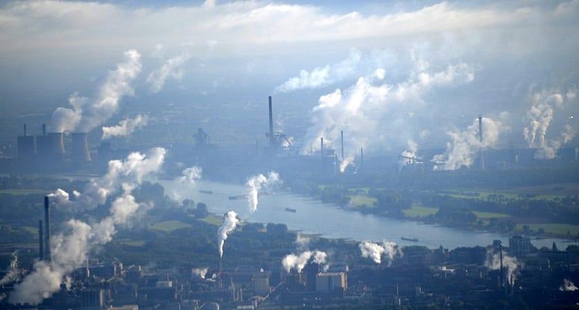 comercio de derechos de emisión