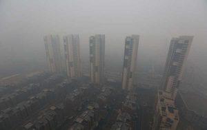 emisiones de gases en china