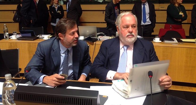 ministros medioambiente UE