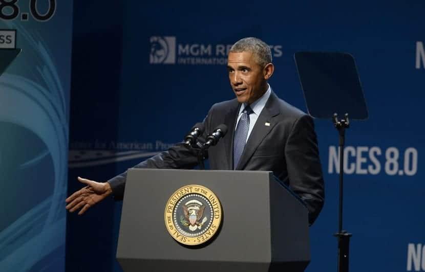 obama apostaba por las energías renovables